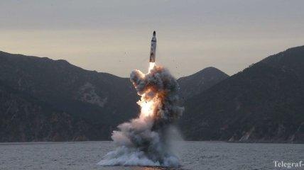 КНДР провела неудачный запуск баллистической ракеты