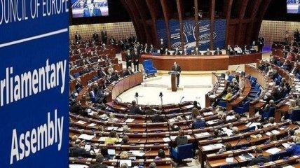 СМИ: Украина в ПАСЕ единственная проголосовала против нового санкционного механизма