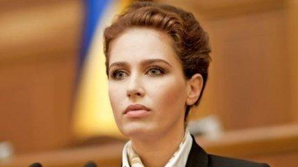 Экс-депутат от Партии регионов подтвердила гибель Бережной