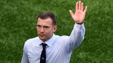 Четвертьфинал Евро-2020 и 25 побед: достижения Шевченко во главе сборной Украины