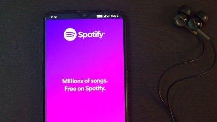 Spotify убрал лимит на количество песен в библиотеке