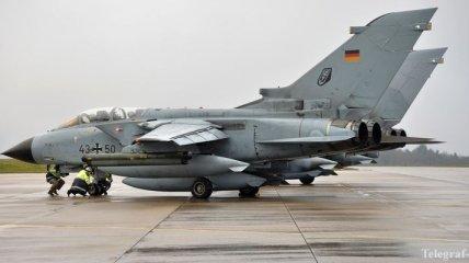 Впервые немецкие Tornado выполнили задание в Сирии и Ираке