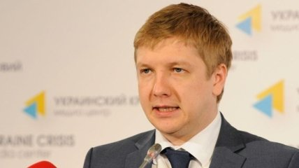 Коболев: о вопросе уплаты поставок российского газа на Донбасс