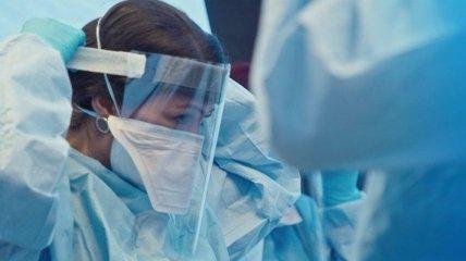 В Киеве умер первый пациент, инфицированный штаммом Дельта (видео)
