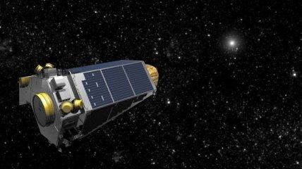 """Телескоп """"Кеплер"""" в ближайшее время завершит работу"""