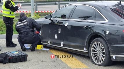 В автомобіль Сергія Шефіра випустили 18 куль