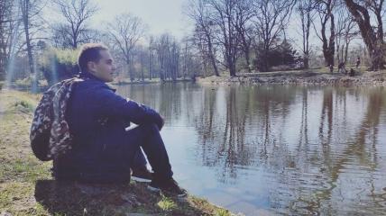 Дима жил в Польше почти два года, хотел жениться и строить здесь счастливое будущее.