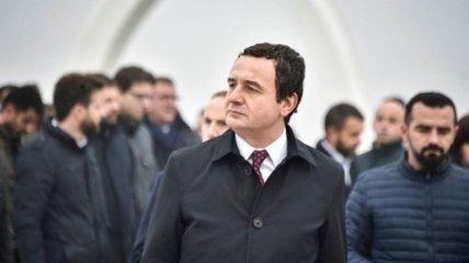 В Косово достигнуто соглашение о формировании правительства