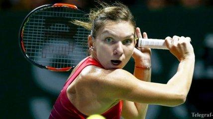 Итоговый турнир WTA. Обзор третьего дня (Видео)