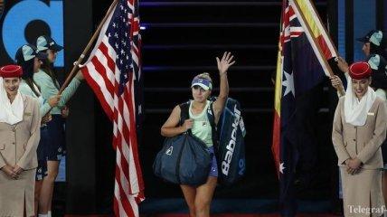 Софья Кенин выиграла Australian Open 2020 (Фото, Видео)