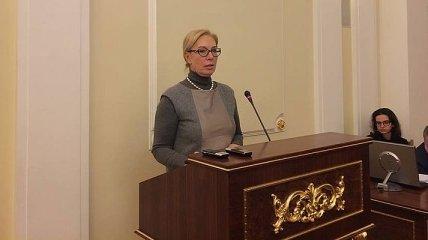 Денисова и Воронченко обсудили здоровье раненых украинских моряков в РФ