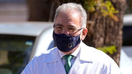 Марсело Кейрога не знал, что болен коронавирусом, поэтому участвовал в заседаниях ООН