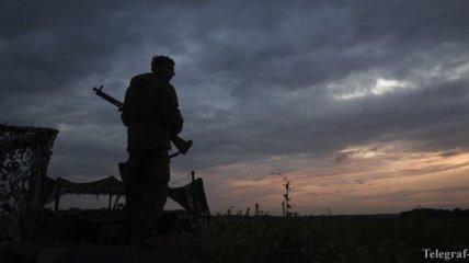 Штаб: За сутки боевики 14 раз обстреляли позиции сил АТО