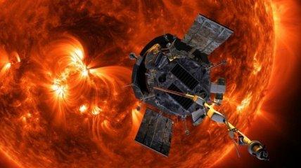Уникальные кадры солнечного ветра заснял космический зонд Parker Solar Probe (Видео)