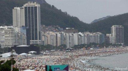 При столкновении поездов в Рио-де-Жанейро пострадали 40 человек