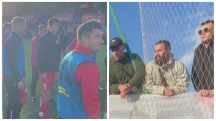 "Фанати пригрозили гравцям ""Кривбасу"""