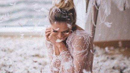Вера Брежнева показала фото со свадьбы с Константином Меладзе