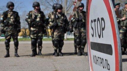 Силы АТО взяли под контроль 248 км госграницы и уничтожили свыше 50 террористов