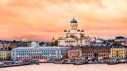 Хельсинки – столица Финляндии и самая северная столица в мире.