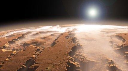 Впервые образцы Марса доставят на Землю