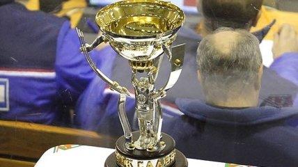 Украинские хоккеисты завоевали Кубок Беларуси