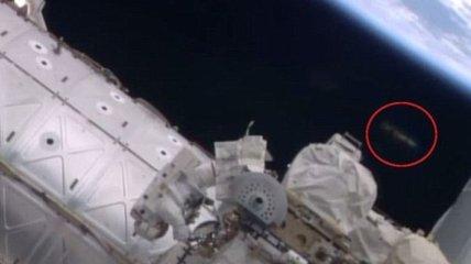 Невероятно: NASA засняло НЛО