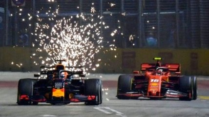 Лучший момент в Формуле-1 за 2019 год (Видео)