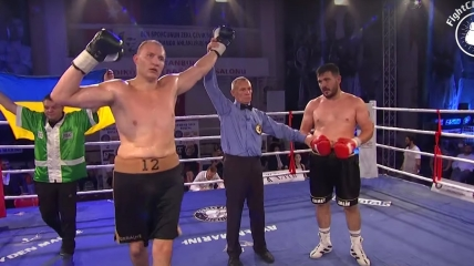 Александр Бабич победил в Турции