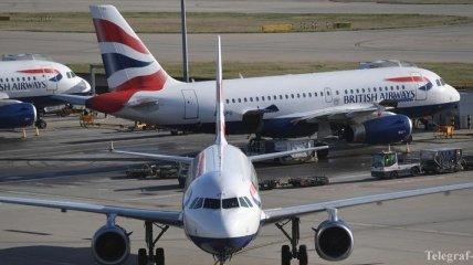 Пассажирский лайнер установил рекорд скорости трансатлантического перелета