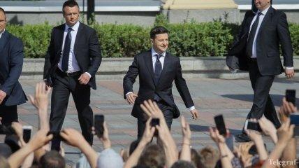 Зеленский сказал, как к нему обращаться: Пожалуйста, говорите просто - Владимир