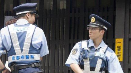 В Японии задержан подозреваемый, совершивший нападение на полицейского