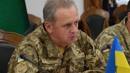 Муженко: подразделения, сражавшиеся за Иловайск, не подчинялись штабу АТО