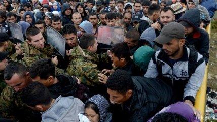 Македония тоже отгородится от мигрантов забором