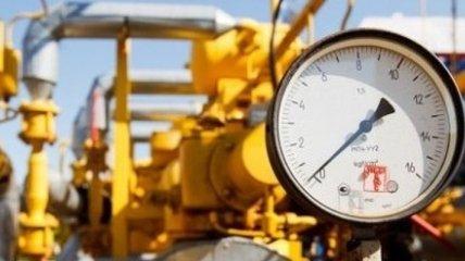 Украина сократила суточный отбор газа из подземных хранилищ