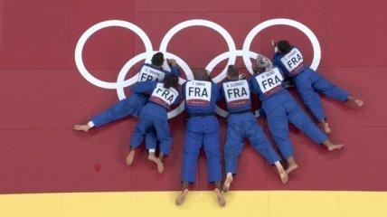 Турнир по дзюдо подарил сенсацию на Олимпиаде в Токио