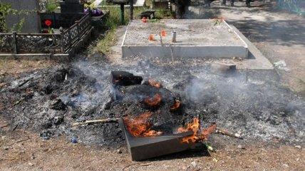 Ученик ПТУ разгромил 36 могил