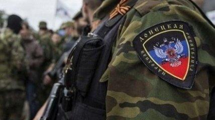 Из-за взрыва гранаты на Донбассе пострадали боевики