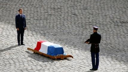 Во Франции простились с Жан-Полем Бельмондо