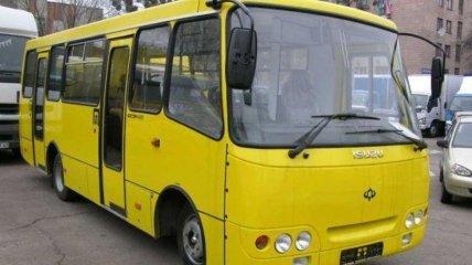 Ограничения будут касаться городских маршруток и автобусов.