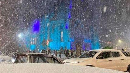 Бразилию продолжает засыпать снегом, население страдает из-за морозов (фото, видео)