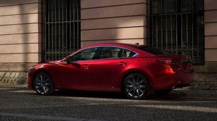 Только в США: Mazda6 получит дизельную версию