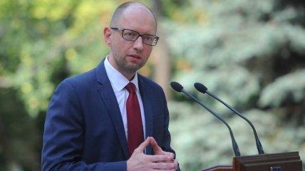 Яценюк выразил соболезнования в связи с трагедией в Париже