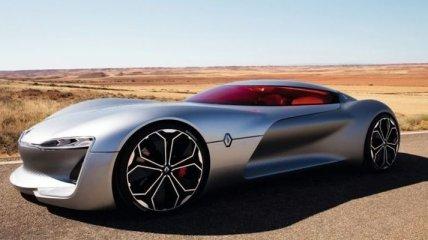Электромобили и машины будущего (Фото)