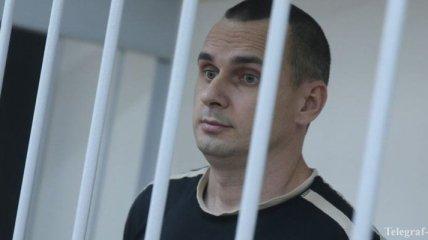 Появились новые подробности о состоянии Сенцова