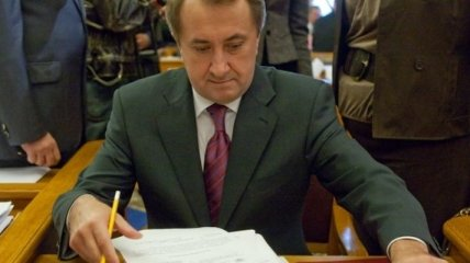 Данилишин возвратился в Украину