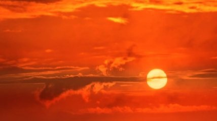Невероятно: Как выглядит солнечный ветер (Видео)