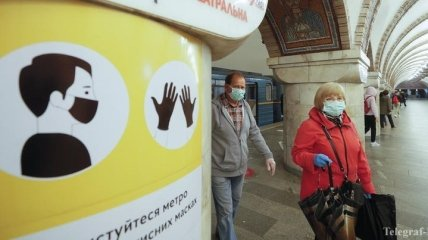 Коронавирус в Украине: ситуация на 1 июня