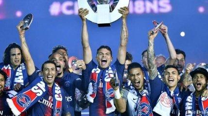 ПСЖ признан чемпионом Франции 2019/20