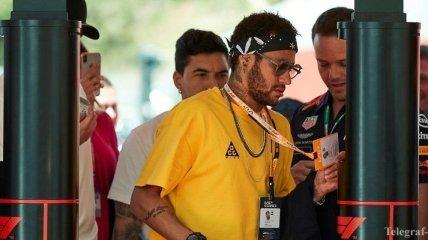 Тренер сборной Бразилии раскритиковал Неймара