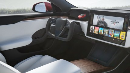 В Tesla вместо руля будет штурвал: подтвердил Маск (видео)